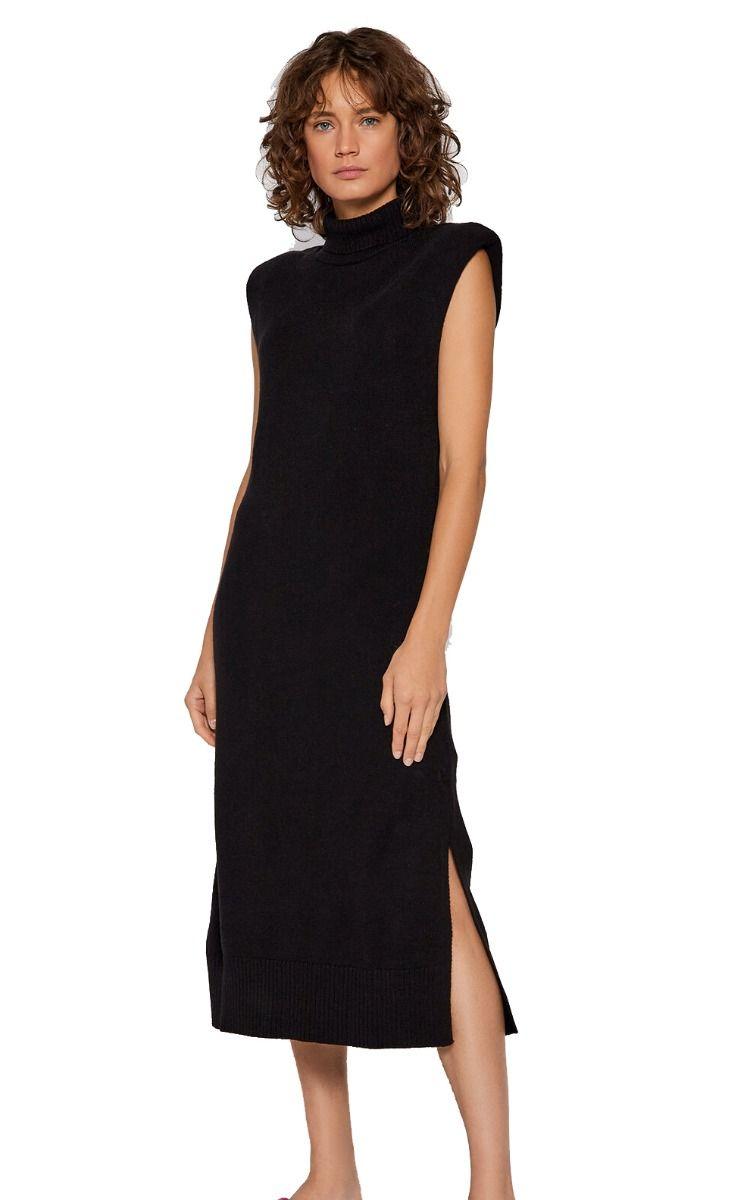 NA-KD Γυναικείο Padded Midi Φόρεμα 1100-004257