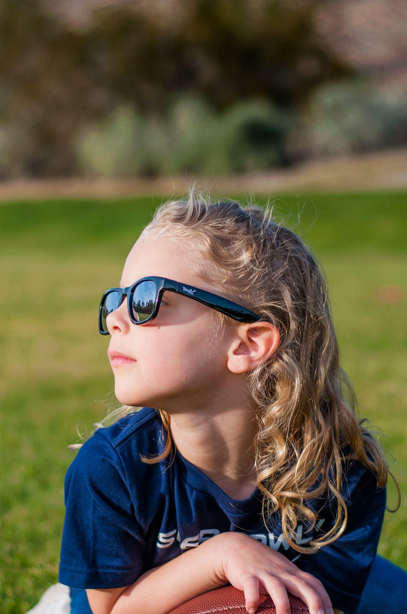 Real Shades Παιδικά  Γυαλιά Ηλίου Surf Toddler 4-6 Ετών 4SURBLK